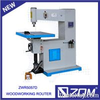 Sell wood engraving machine/woodworking router with table/wood router/