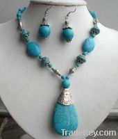 Sell stone necklace sets