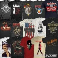Sell Graphic Band T-shirts