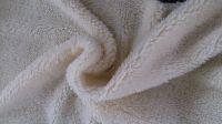 short Pile Plush Acrylic Fabric