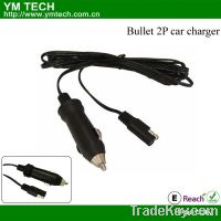 Sell bullet 2P car charger