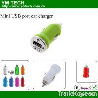 Sell mini USB port car charger
