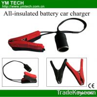 Sell all-insulated battery car charger