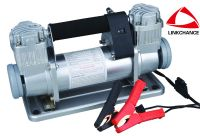 Sell Heavy Duty Air Compressor With Big Power Double Cylinders