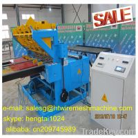 Sell Numerical Control Welding Fence Row Machine
