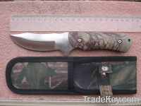 Sell Camo Handle Knife