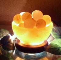 Sell Rock Salt Lamp , Tea Lights