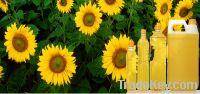 Sell Refined Sunflower Oil