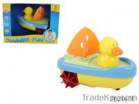 Sell pull toys(amphibious duck boats)