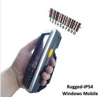 Windows Mobile 6.5/ industrial PDA RFID /barcode scanner/ phone wifi bluetooth