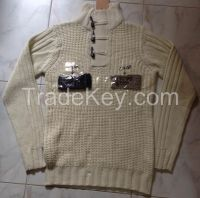Mens sweater stock for sell