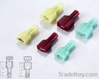 Sell  male and female full- insualting joint connector, terminal