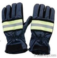 Sell new type fire fighting glove