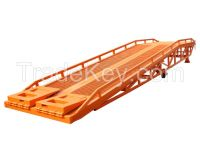 Sell DCQH Movable hydraulic dock ramp