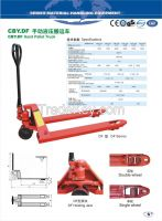 Sell CBY-DF hand pallet truck