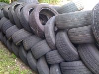 Sell Used Car Tire's
