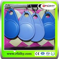 top selling products rfid keyfob for access controlling
