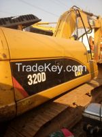 Sell Used CAT Excavator 320D/320B/320C