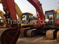 Sell Used Hitachi Excavator ZX200/ZX120/ZX60/ZX70/ZX240/ZX330