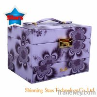 Sell Christmas Day Leather Jewelry Box