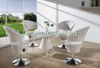 rattan bar set, outdoor bar set, patio bar furniture