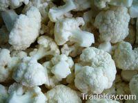 Cleaning fresh Cauliflower