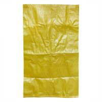 Yellow Polypropylene Bag
