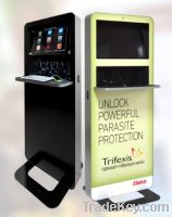 Sell Touch Screen Self-service Cell phone charging kiosk