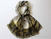 Sell Polyester lace scarf