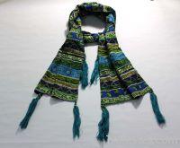 Fashion beaded scarf