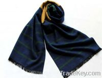 100% Cotton Scarf for Men, Various Sizes and Designs are Available