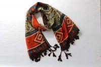 Printing scarf