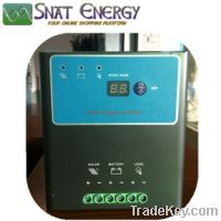 Sell PWM solar charge controller DC96V DC120V off grid power system