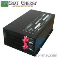 Sell 5000W High frequency dc to ac pure sine wave inverter off grid system