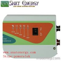 Sell 800W high frequency home power converter with pv charger 24v40a