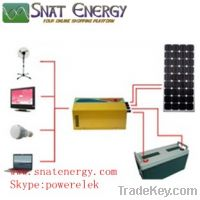 Sell 1200W off grid inverter Build-in Solar PV Charge Controller 24V50A