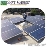 Sell High power 2KW 2000watts SNAT Complete On grid solar home power system