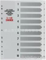 Sell HYI-10DA Index paper in paper material