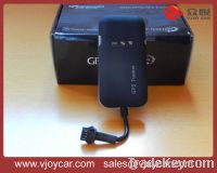China lost cost gps car tracker with sms remote engine stop TK06A