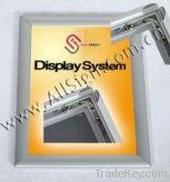 Aluminum Snap Frames