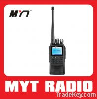 Sell digital two way radio DP-208 DPMR IP54 FDMA SMS