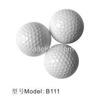 Golf Ball, Two-Piece, Three-Piece, Four-Piece, Flashing Ball, Floating Ball