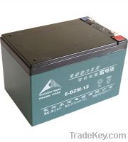Electric bicycle battery for E bike Sealed lead acid battery