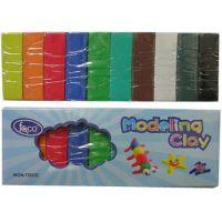 Sell plasticene, modeling clay, plasticine