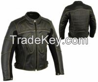 Moter Bike Leather Jacket