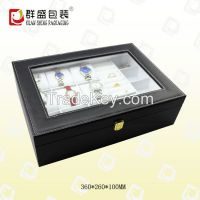 HIGH wood watch box