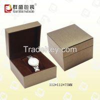 watch box design
