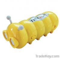 Sell led hand crank flashlight for children