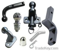 Hitch Ball, Ball Mount, Trailer Parts
