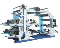 Sell YT Series Strack Type Flexographic Printing Machine